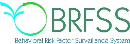 Behavioral risk factor surveillance system logo