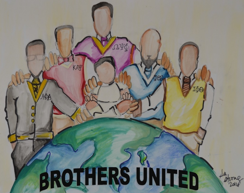 Brothers United poster image
