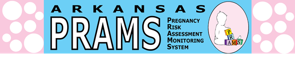 Pregnancy risk assessment monitoring system logo