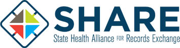 State Health Alliance for Records Exchange logo