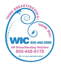 WIC and Breastfeeding logo