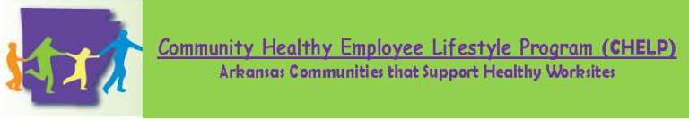 community healthy employee lifestyle logo