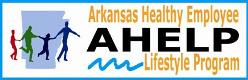 arkansas healthy employee lifestyle logo