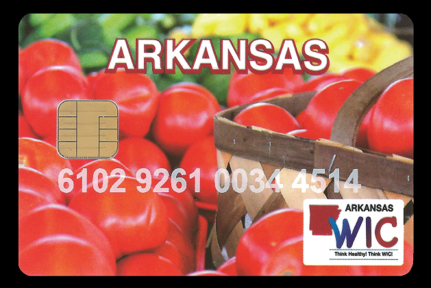 image of WIC EBT card