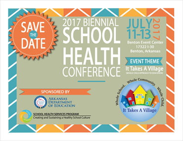 2017 School Health Conference logo